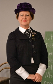 Kathy Corbiere as Louisa Lawson
