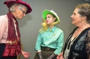 Christine Venner-Westaway, Ebony Pettit, Helen Rowe